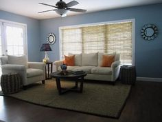 Blue Paint Colors For Living Room bedroom awesome gray sofas with cute retro table lamp also