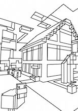 Free Kids Minecraft Coloring Pages Activities Minecraft