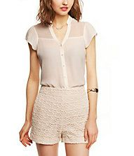 Women's Tops: Shirts, Blouses, Camis & Graphic Tees | Express