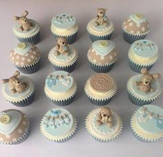 beautiful bear cupcake toppers