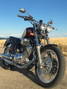 Yamaha Virago 750 XV Yamaha Virago, Cruises, Bike, Vehicles, Classic, Vintage, Best Beard Styles, San Miguel, Motorbikes