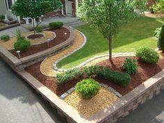 Photo of Done Right Landscape - Wakefield, MA, United States Garden Deco, Garden Yard Ideas, Garden Paths, Garden Projects, Outdoor Landscaping, Front Yard Landscaping, Outdoor Gardens, Garden Landscape Design, Garden Planning