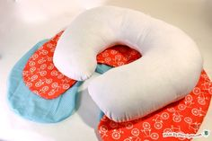 Sew A Poppy Nursing Pillow Slip Cover: Made By Marzipan