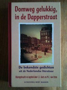 Domweg gelukkig in de Dapperstraat - Gedichten