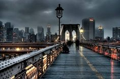 New York. From the Upper East Side to the Brooklyn Bridge, let's take a walk through the city of dreams.