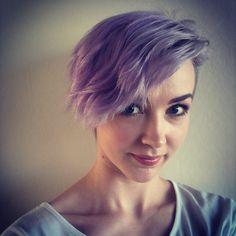 #pastel #purple #lilac #pixie