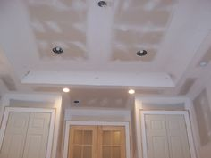 make a tray ceiling & Tray Ceiling Framing | Basement Projects | Pinterest | Tray ceilings ...