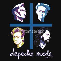Depeche Mode Devotional Shirt