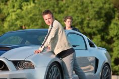 Aaron Paul in Need for Speed