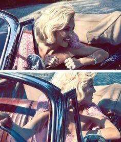 Kate Hudson. Harper's Bazaar US October