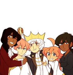 :') believe that is the knight from the story with princess tutu? And Mytho, Ahiru, and Fakir