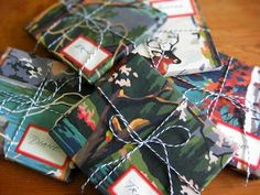 22 Unique Gift Wrap Ideas | The New Home Ec