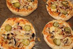 Pyszne pizzerinki | Słodkie okruszki