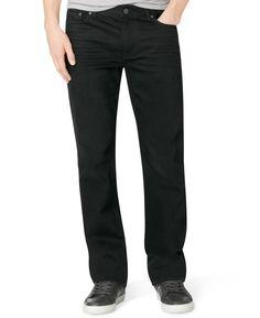 Calvin Klein Jeans Straight Worn-In Jeans