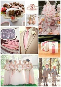Pink country wedding ... Wedding ideas for brides, grooms, parents & planners ... https://itunes.apple.com/us/app/the-gold-wedding-planner/id498112599?ls=1=8 … plus how to organise an entire wedding ♥ The Gold Wedding Planner iPhone App ♥