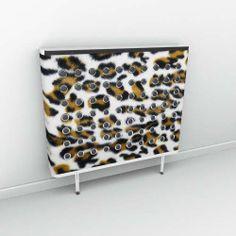Leopard Skin effect Radiator Case
