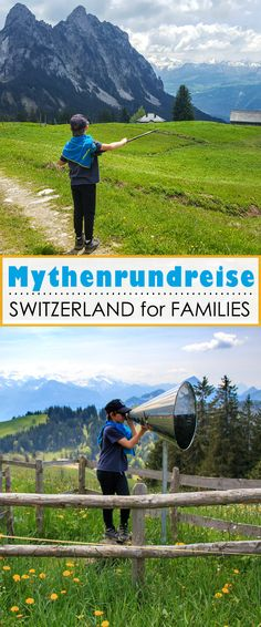 This popular hike for all ages winds under the spiky Mythen peaks, with panorama views of green valleys, rolling hills, and lakes of central Switzerland. Alpine Slide, Kids Attractions, Car Station, Bouncy Castle, Bus Ride, Green Valley, Trail Maps, Picnic Area, 9 Year Olds
