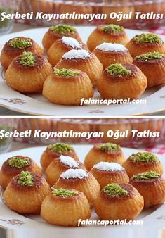 Son Dessert that is not boiled - Dinner Recipe Delicious Cake Recipes, Yummy Cakes, Sweet Recipes, Turkish Recipes, Desert Recipes, Vegetable Dishes, Street Food, Cookie Recipes, Breakfast Recipes
