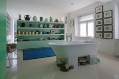 Jurnal de design interior: Culori îndrăznețe într-o casă din Londra
