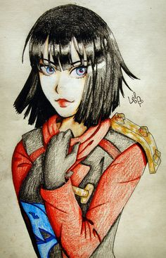 New drawing style by ViolPro.deviantart.com on @DeviantArt