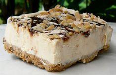 Recette : Drumstick géant. Graham, Bon Dessert, Popsicles, Biscuits, Tiramisu, Feta, Mousse, Muffins, Cheesecake