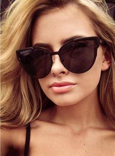 Quay Black Game On Sunglasses