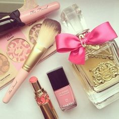 my favourite cosmetics..