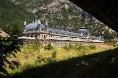 Estación de Canfranc by Juan Andres Lopez, via Flickr