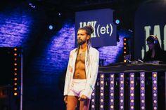 Jack ET @ NIGHTWALK 2014  The Arches, Glasgow  #fashion #events #catwalk