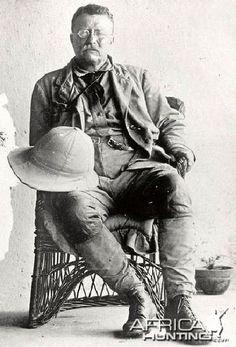 African Safari - Theodore Roosevelt