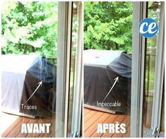 Heavy Duty Homemade Window Cleaner - a DIY window cleaning solution, perfect for dirty outdoor windows and glass surfaces!
