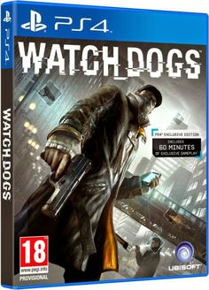 Watch_Dogs Breaking Pre-Order Records | Playstation 4 (PS4) - PS4.sx  Ubisoft has announced Watch_Dogs is the most pre-ordered new IP in the companies history, the second most pre-ordered Ubisoft game ever and the most pre-ordered new IP in 2014.  #PS4Games #Playstationgames #Playstation4games #Ubisoft #WatchDogs