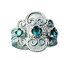 Bunadsølv Ring 317 108 Norway, Turquoise Bracelet, Birth, Silver Jewelry, Costumes, Traditional, Country, Bracelets, Rings