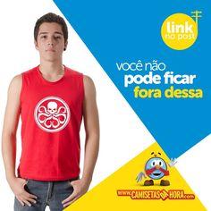 Lançamento Camiseta Hidra : Lançamento Camiseta Hidra =>  http://www.camisetasdahora.com/p-4-27-4116/Camiseta---Hidra | camisetasdahora