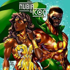 Black Cartoon Characters, Superhero Characters, Comic Books Art, Comic Art, Black Comics, Black Love Art, Queen Art, Dc Comics Art, Marvel Comics