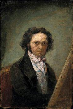 Autorretrato - Francisco de Goya