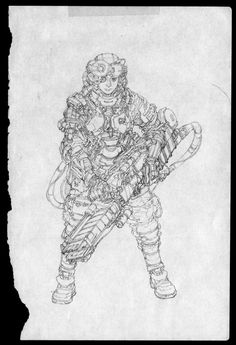 ArtStation - Drawing Note - 05, Jong Hwan