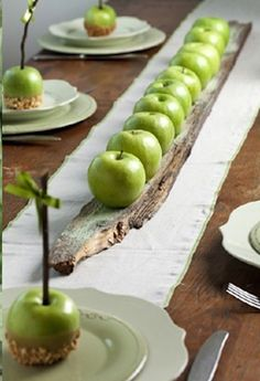 Rosh Hashanah: 5 Gorgeous and Easy Centerpieces