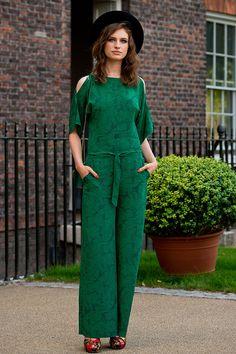 Las mejor vestidas de la semana - Tali Lennox