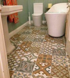 Belid moroccan floor tiles