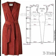 Amazing Sewing Patterns Clone Your Clothes Ideas. Enchanting Sewing Patterns Clone Your Clothes Ideas. Dress Sewing Patterns, Clothing Patterns, Pattern Dress, Pattern Sewing, Cardigan Pattern, Jacket Pattern, Free Pattern, Diy Clothing, Sewing Clothes