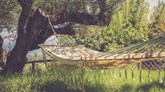 The staycation (stay at home vacation) is the easiest, cheapest way to give you and your family a great camping adventure - get out and explore more. Stay At Home, Staycation, Outdoor Furniture, Outdoor Decor, Where To Go, Hammock, Camping, Explore, Adventure