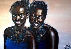 Wanawake by Annika Geigel.