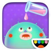 Toca Lab, tijdelijk gratis app!