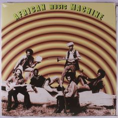 ROCK STATE: African Music Machine - Water Black Gold -1972-74 ...