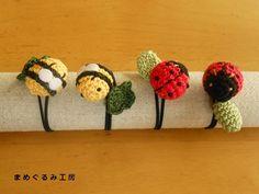 Bugs crochet