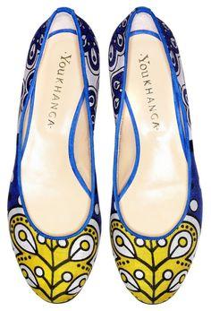 You Khanga's Shoes & Slippers Okayafrica.