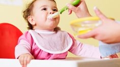 Study shows giving baby whole foods and encouraging self-feeding instead of spoon feeding helps to prevent obesity and encourages healthy appetite regulation.
