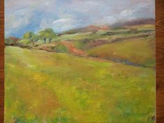 Lake District View  An oil painting by artmico on Etsy, £35.00