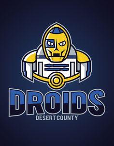 Choose Your Team - Star Wars - Droids Team